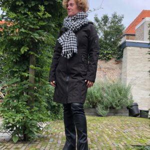 Jas Ilse Jacobsen Zwart