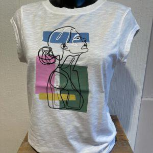 Coster Copenhagen T-shirt met Print