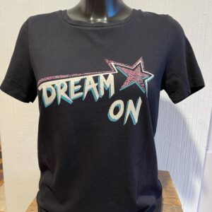 Set T-shirt Dream On Print