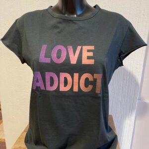Set T-shirt Love Addict