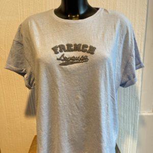 IKKS T-shirt lichtblauw (8030)